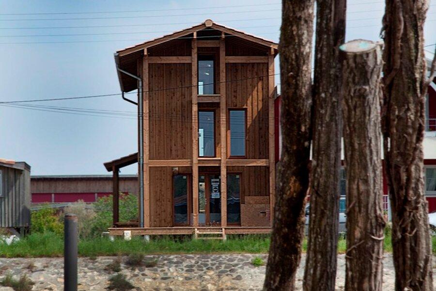 Projet Maison sur le port réalisé par un architecte Archidvisor