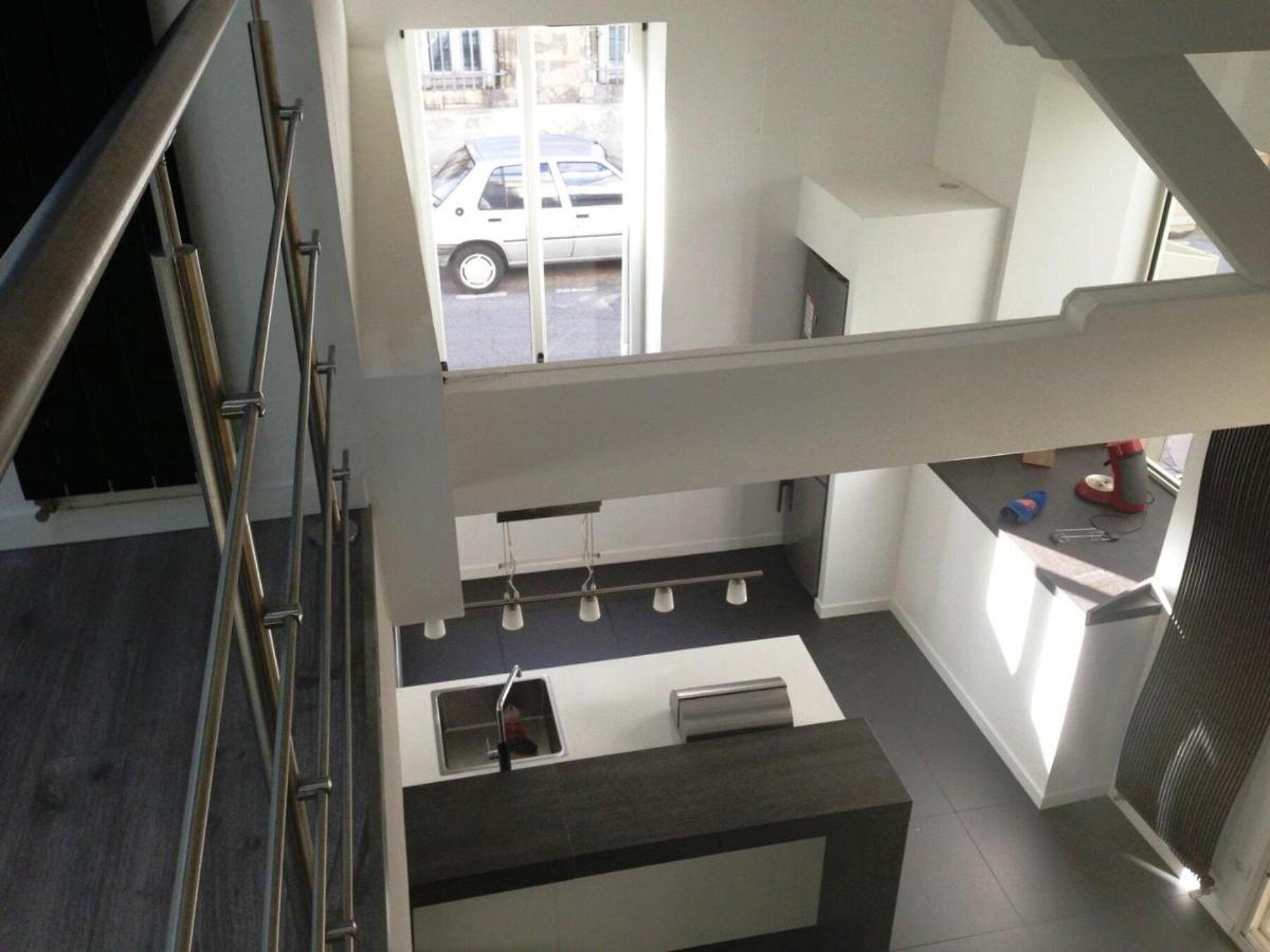 Aménagement extérieur - Appartement par un architecte Archidvisor