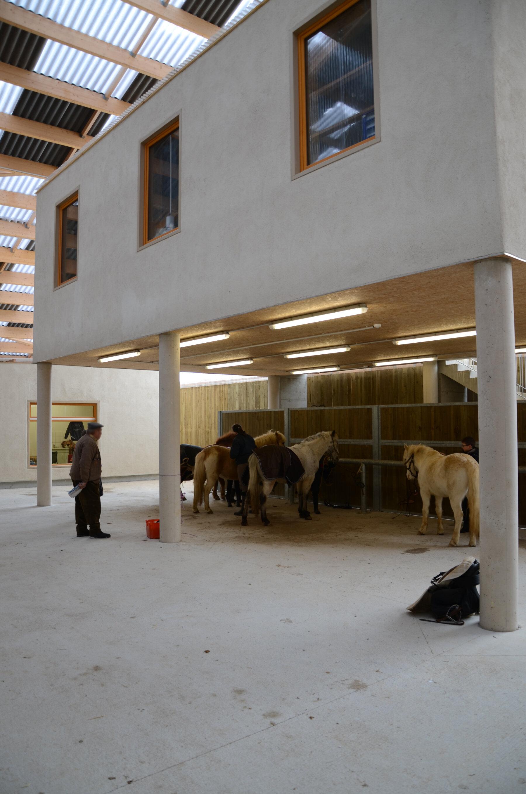 Centre equestre de Châtillon sur Seine