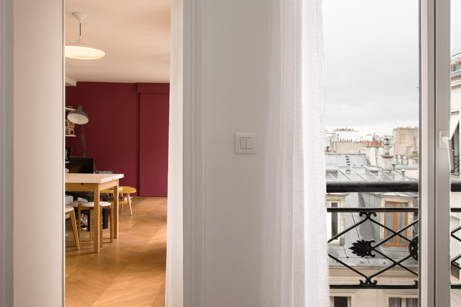 TPL - Appartement Parisien