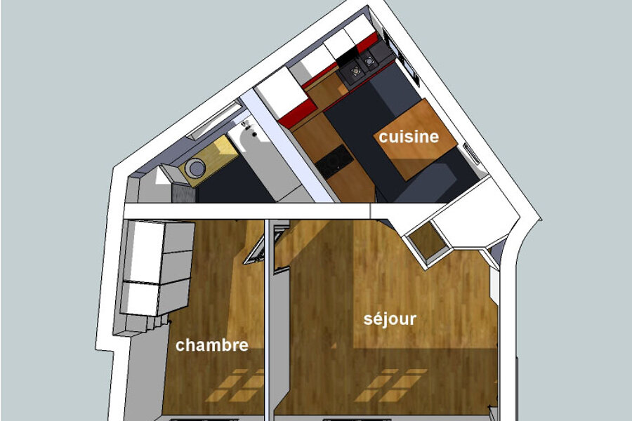 Appartement Pe
