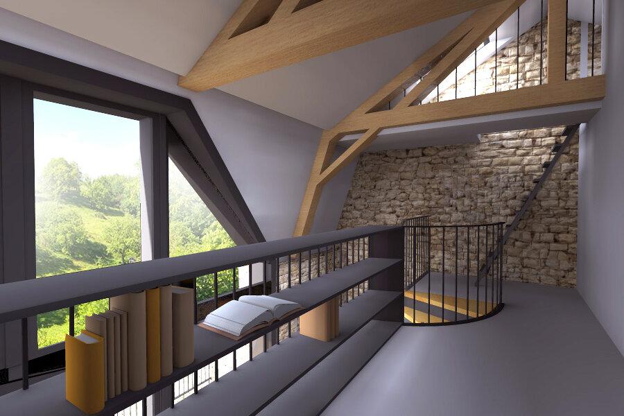 Projet La levade réalisé par un architecte Archidvisor