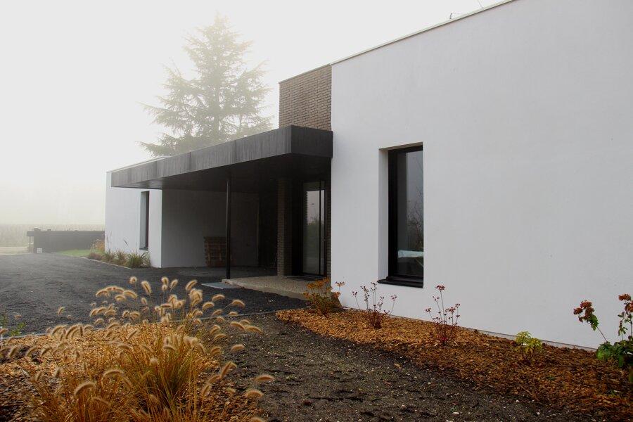 Projet MAISON 148 réalisé par un architecte Archidvisor