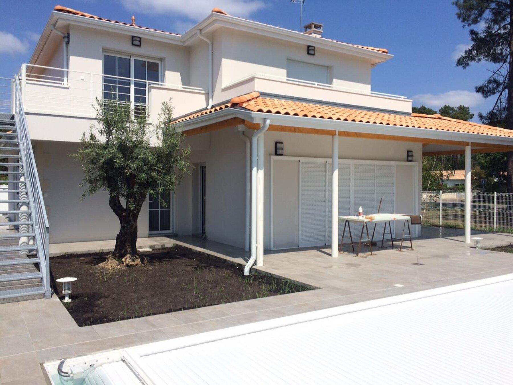 Construction d'une maison individuelle - Arès