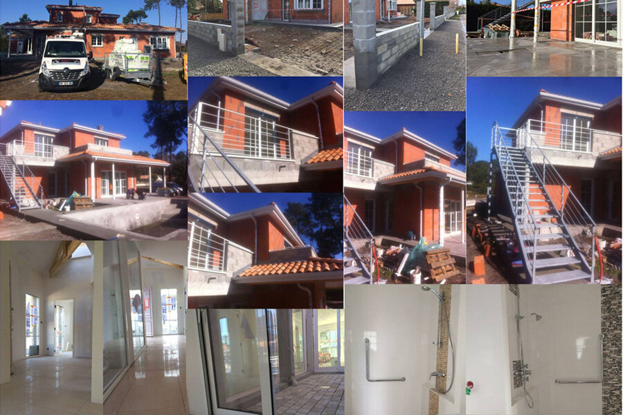 Construction d'une maison individuelle - BBC