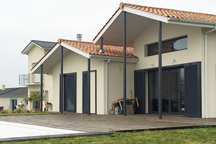 Construction d'une Maison individuelle - Saint André de Cubzac