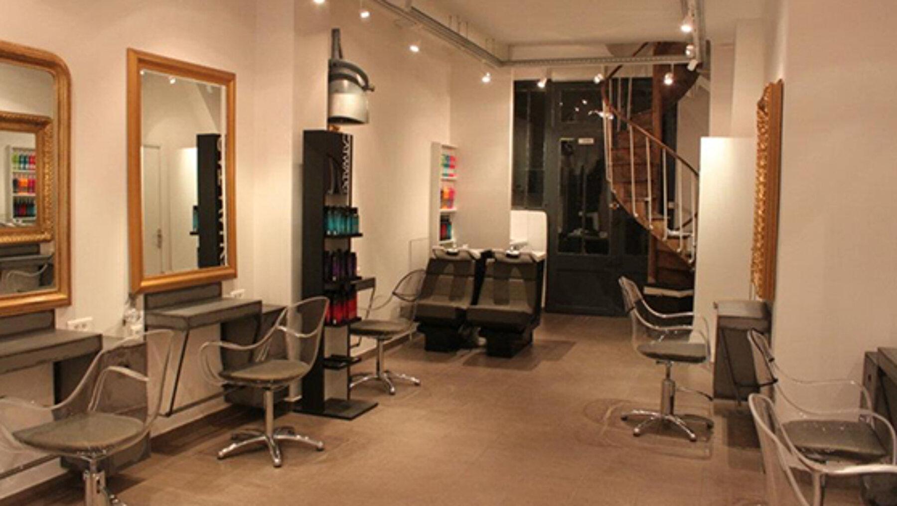 Salon de coiffure - Paris