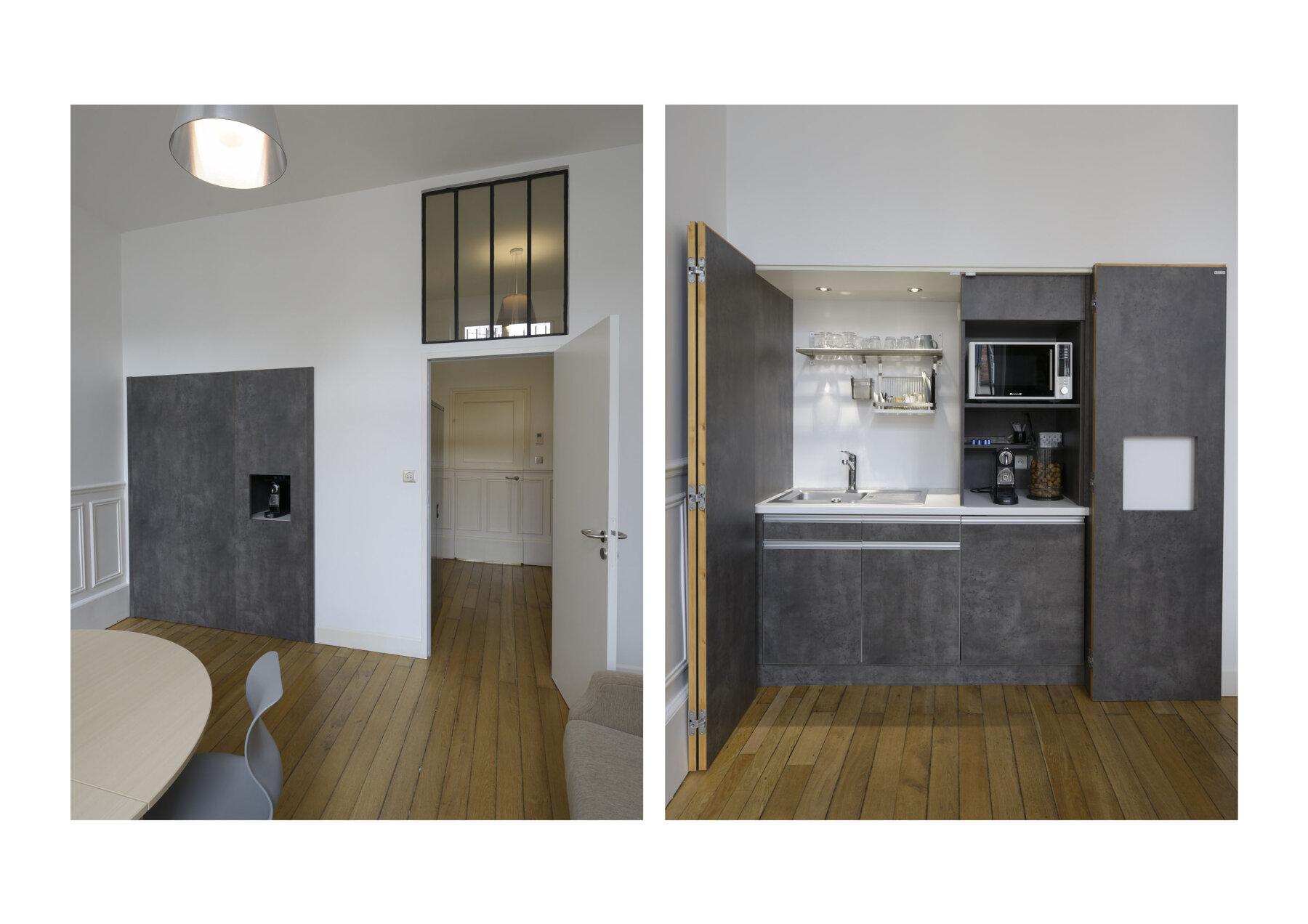 Rénovation - Bureaux par un architecte Archidvisor