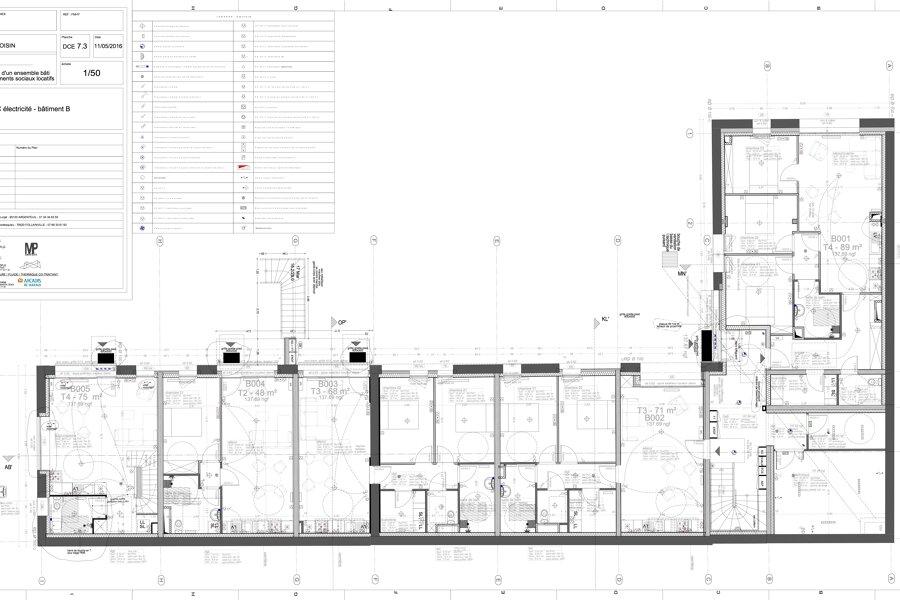 Projet Reconversion corps de ferme réalisé par un architecte Archidvisor