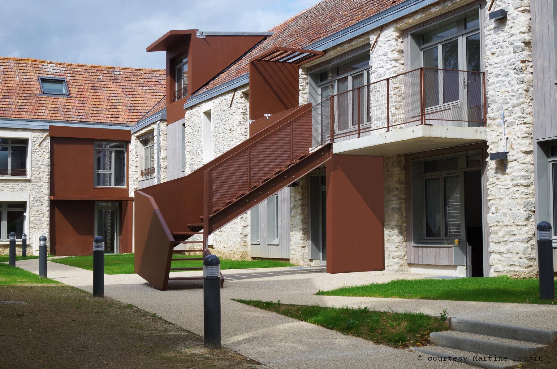 Rénovation - Logements collectifs par un architecte Archidvisor