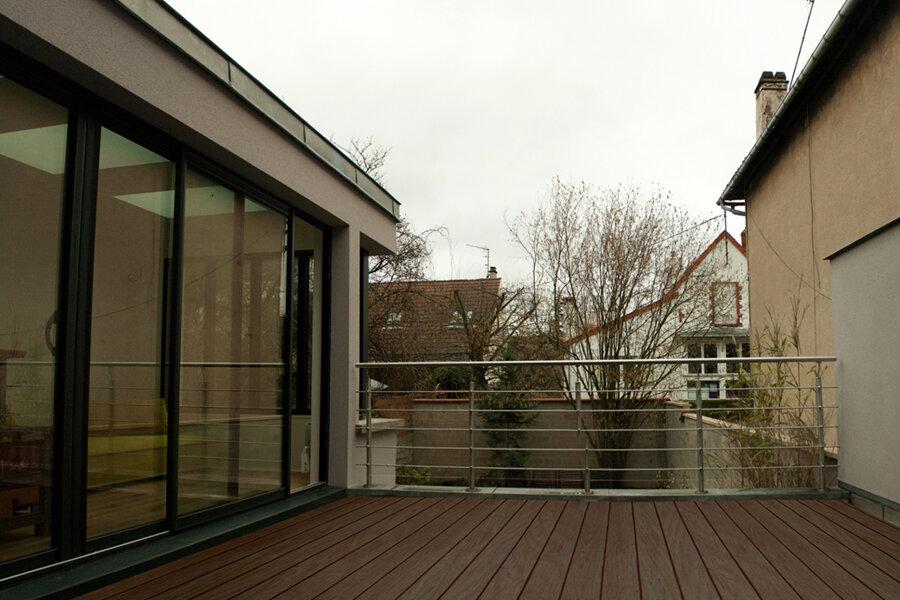 Projet Extension d'une maison à Montreuil réalisé par un architecte Archidvisor