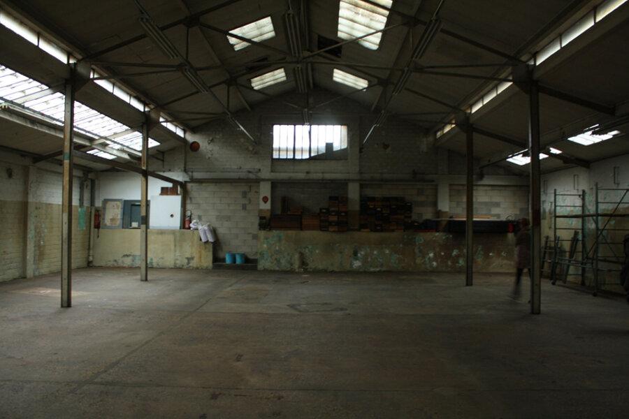 Transformation d'une usine en loft