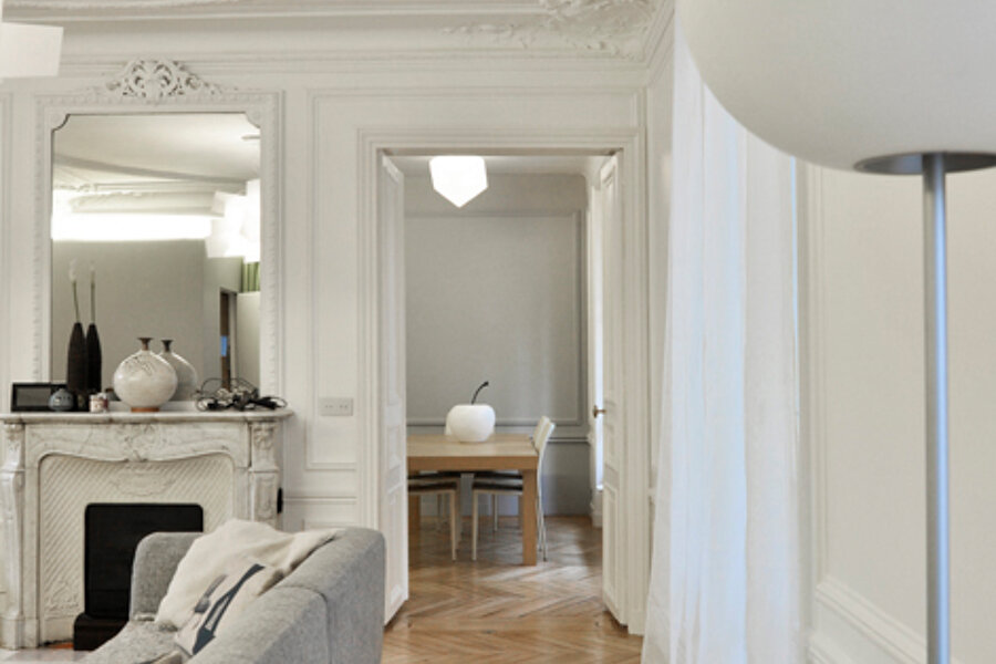F16 - restructuration appartement haussmannien 155m² - Iena Paris 16