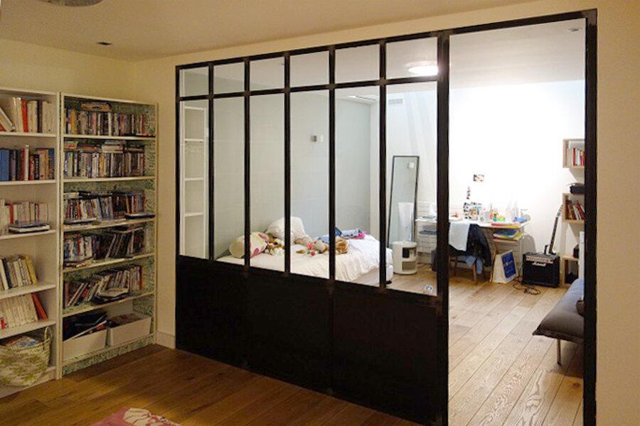Projet Appartement rue du Cherche-Midi réalisé par un architecte Archidvisor