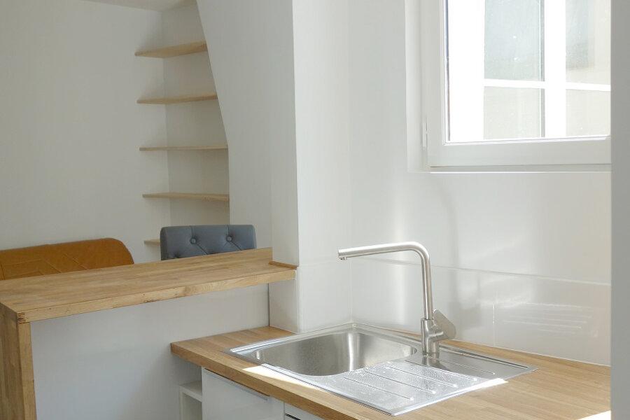 Appartement rue Monge