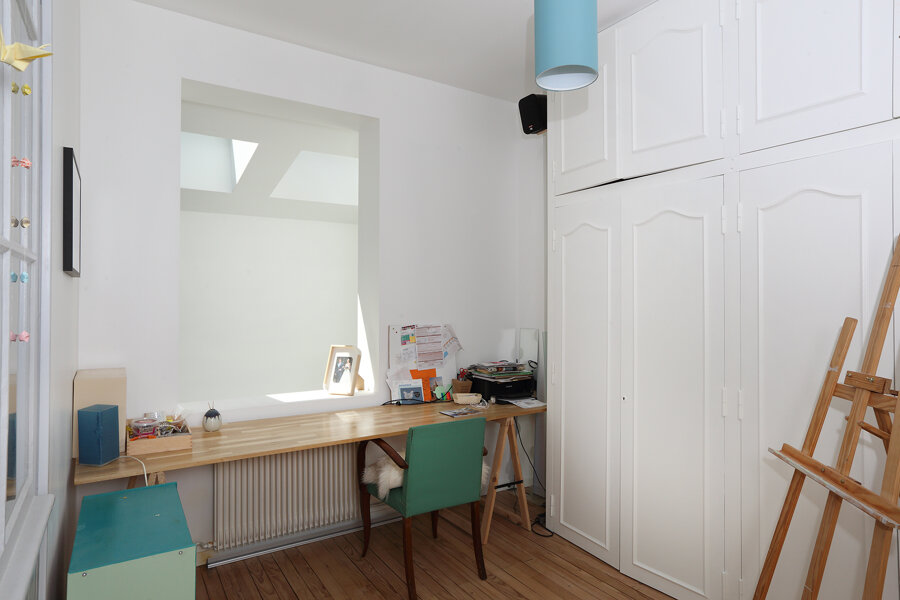 Maison Preymenard | Réhabilitation et extension d'une maison de ville à Bordeaux Chartrons