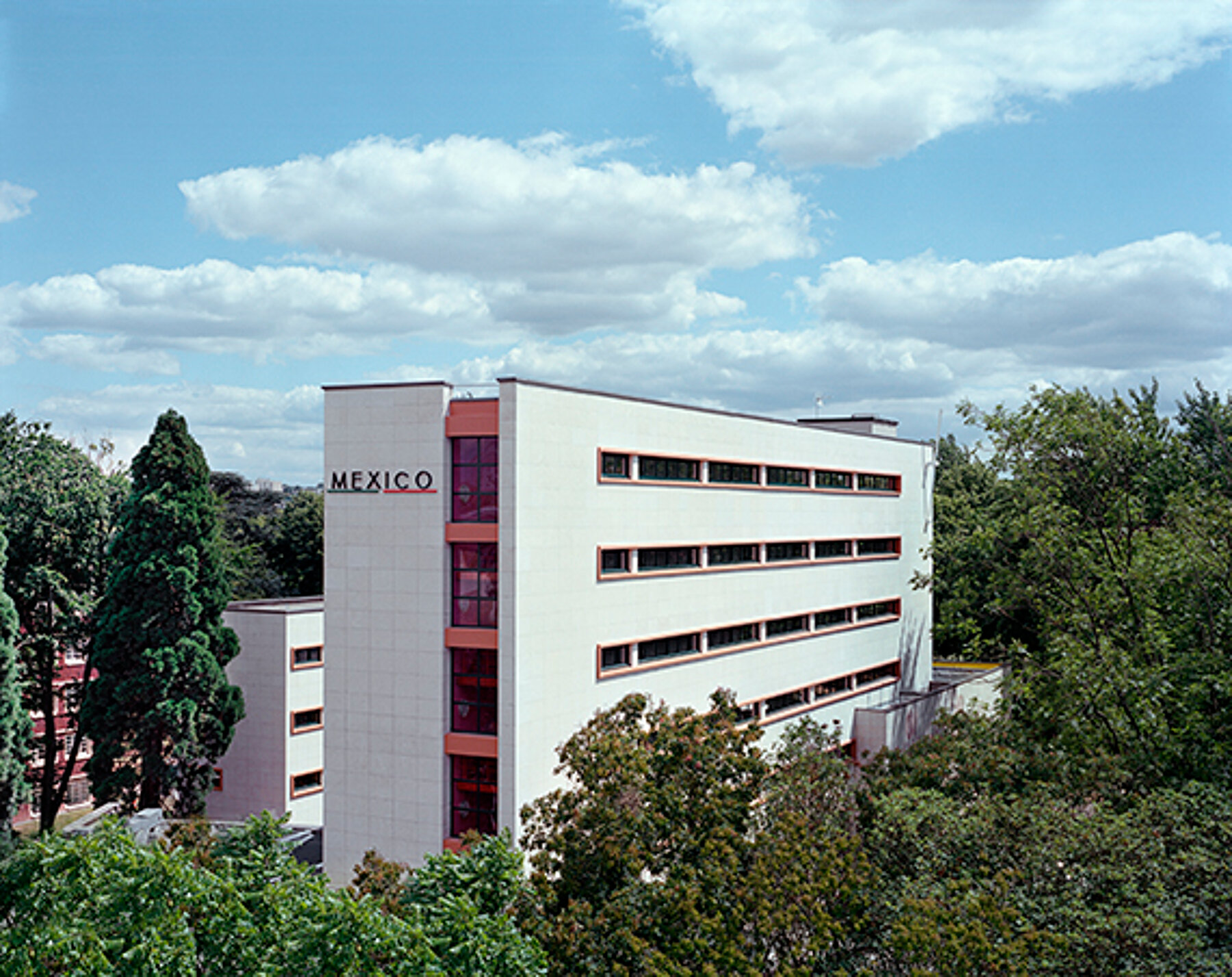 """Résidence étudiante """"La Maison du Mexique"""""""