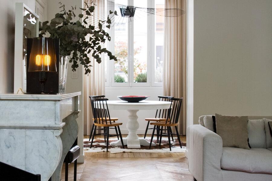 Création d'un appartement - Paris 3