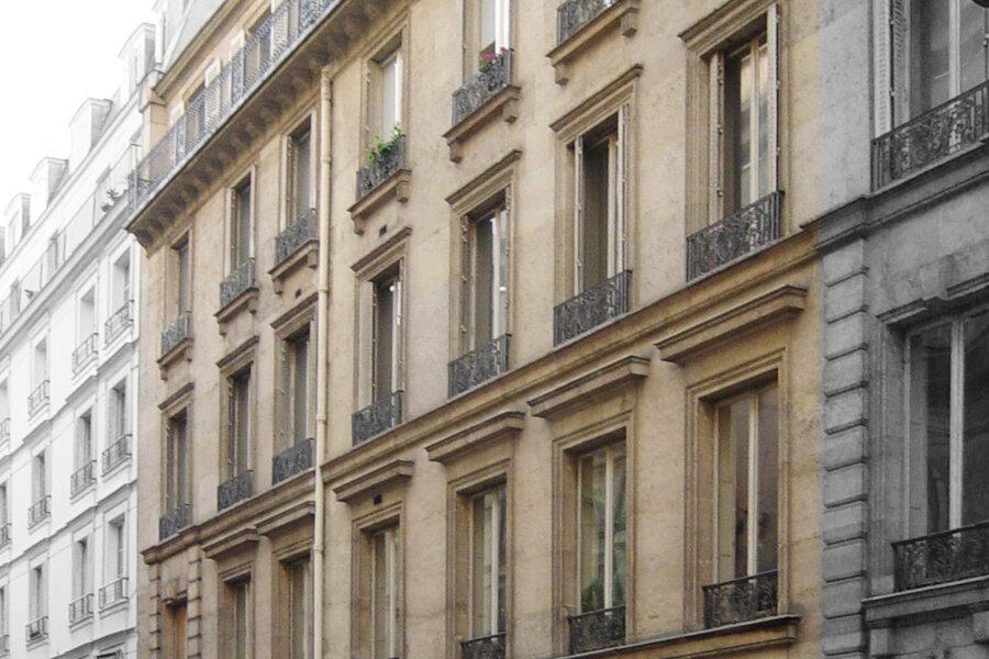 Réhabilitation Rue Cambacérès