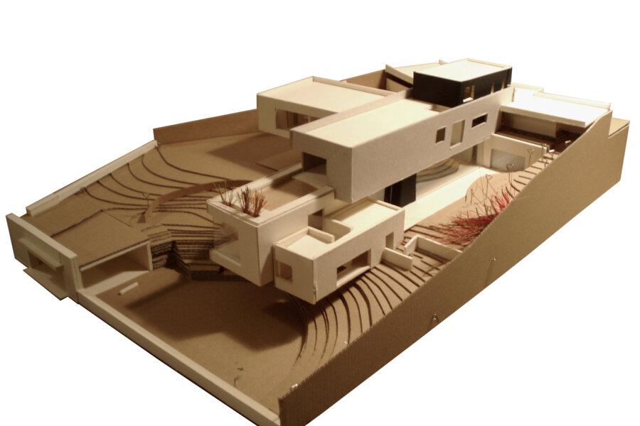 Projet Villa Las Palmas réalisé par un architecte Archidvisor