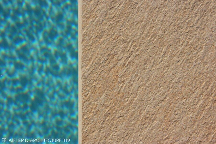 Construction d'un pavillon d'été / piscine / aménagement des abords