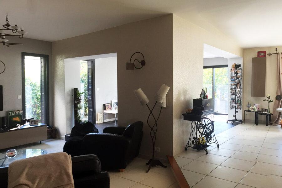 Extension d'une maison g+g