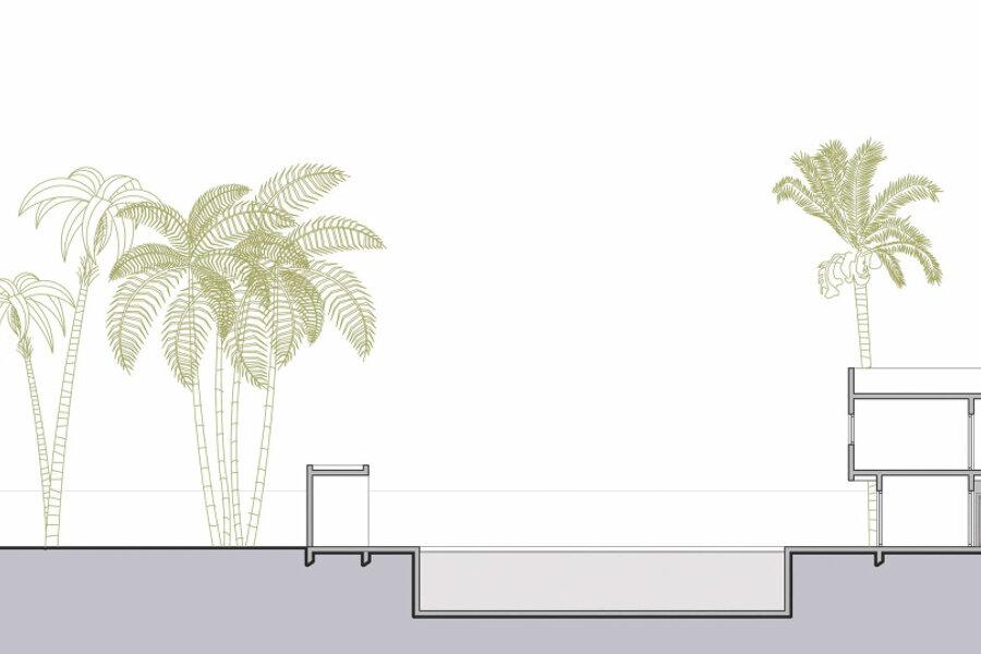Projet Maison AK réalisé par un architecte Archidvisor