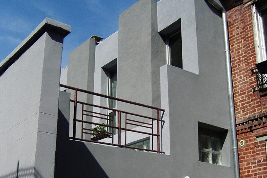 Projet E05 réalisé par un architecte Archidvisor