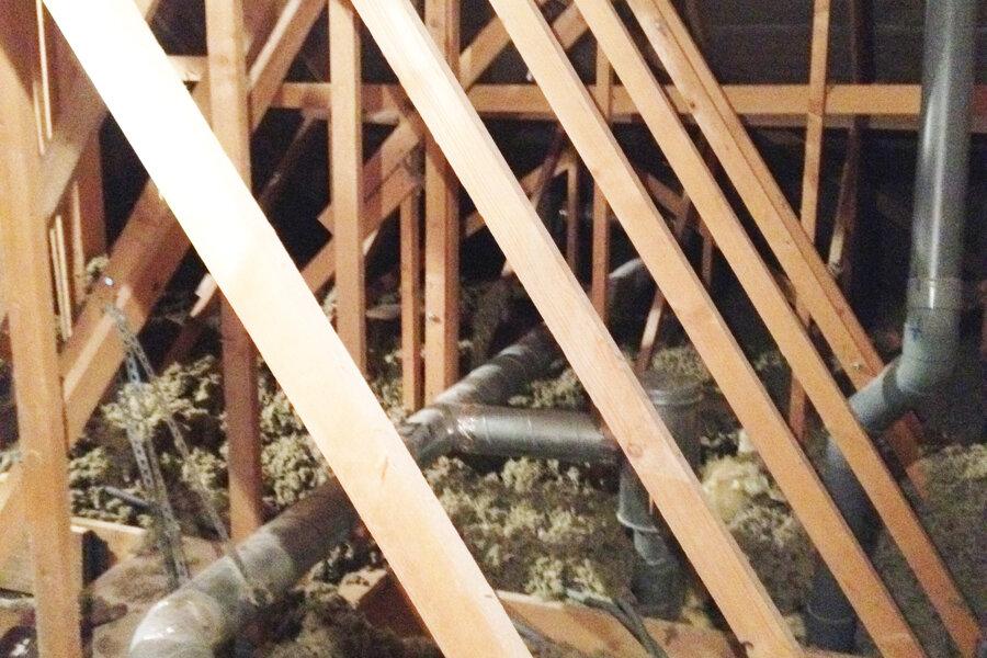 Rénovation appartement + combles, Vémars