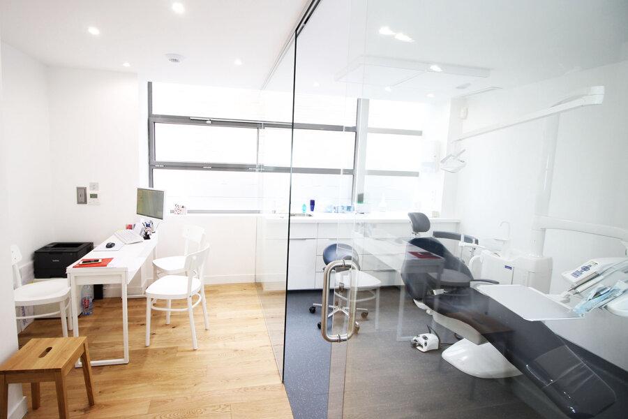 Projet Cabinet dentaire Boulogne réalisé par un architecte Archidvisor