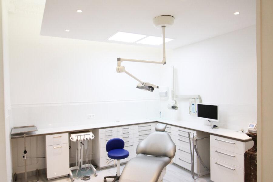 Projet Cabinet dentaire, Paris 9ème réalisé par un architecte Archidvisor