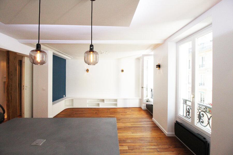 Projet Rénovation appartement, Paris 5ème réalisé par un architecte Archidvisor