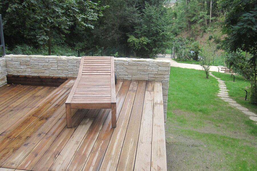 Projet Dans les bois réalisé par un architecte Archidvisor