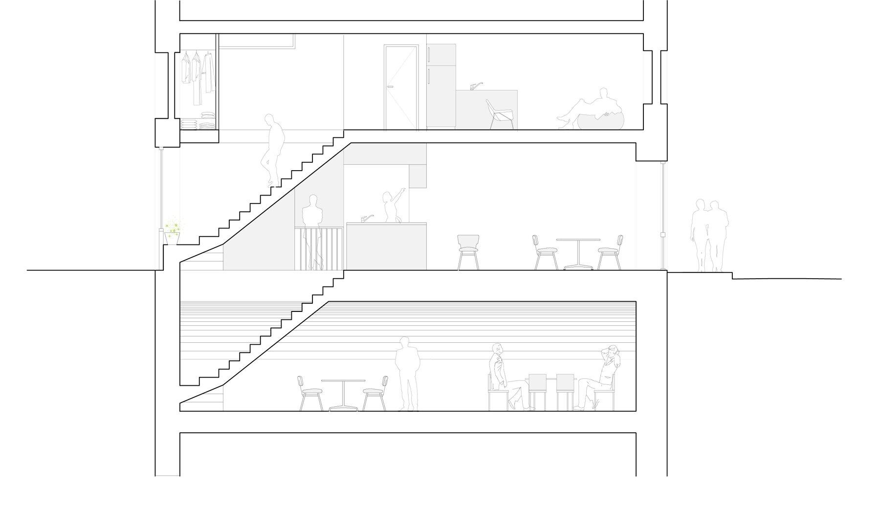 Changement de destination - Commerce par un architecte Archidvisor