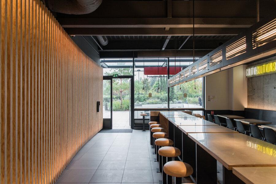 Restaurant CHIPOTLE, Levallois-Perret