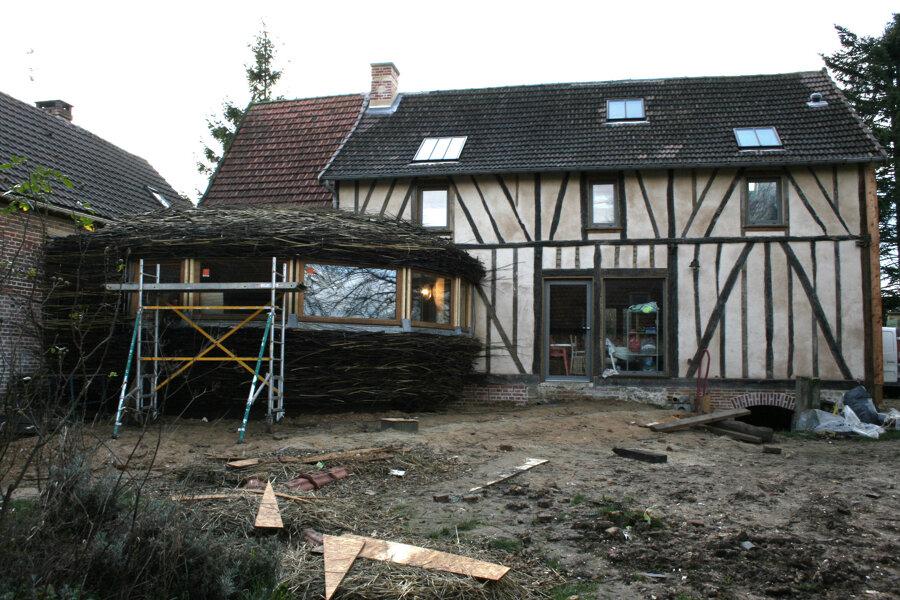 Maison-nid