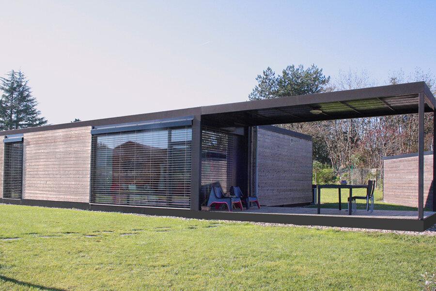 Maison individelle -  construction neuve