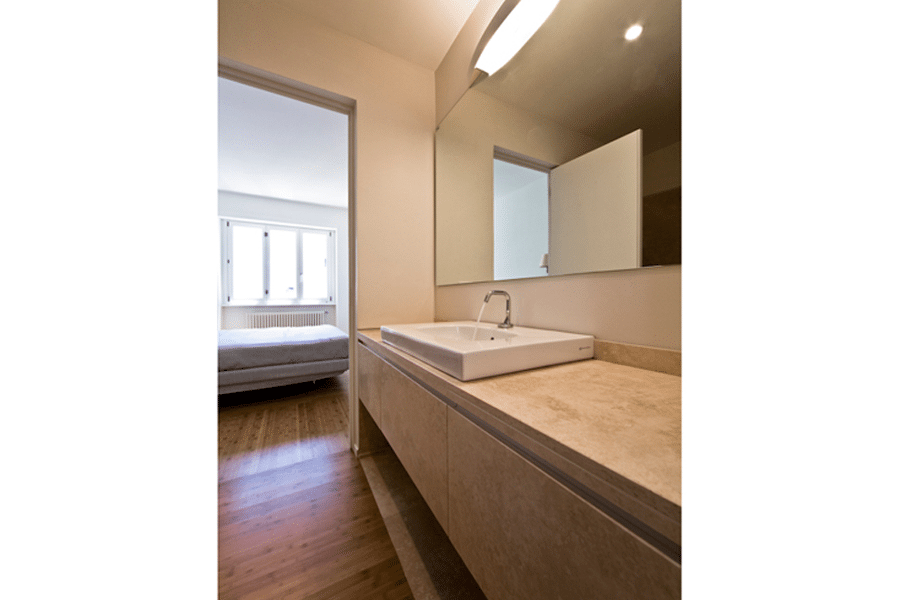 Appartement à Rome - via Falconieri