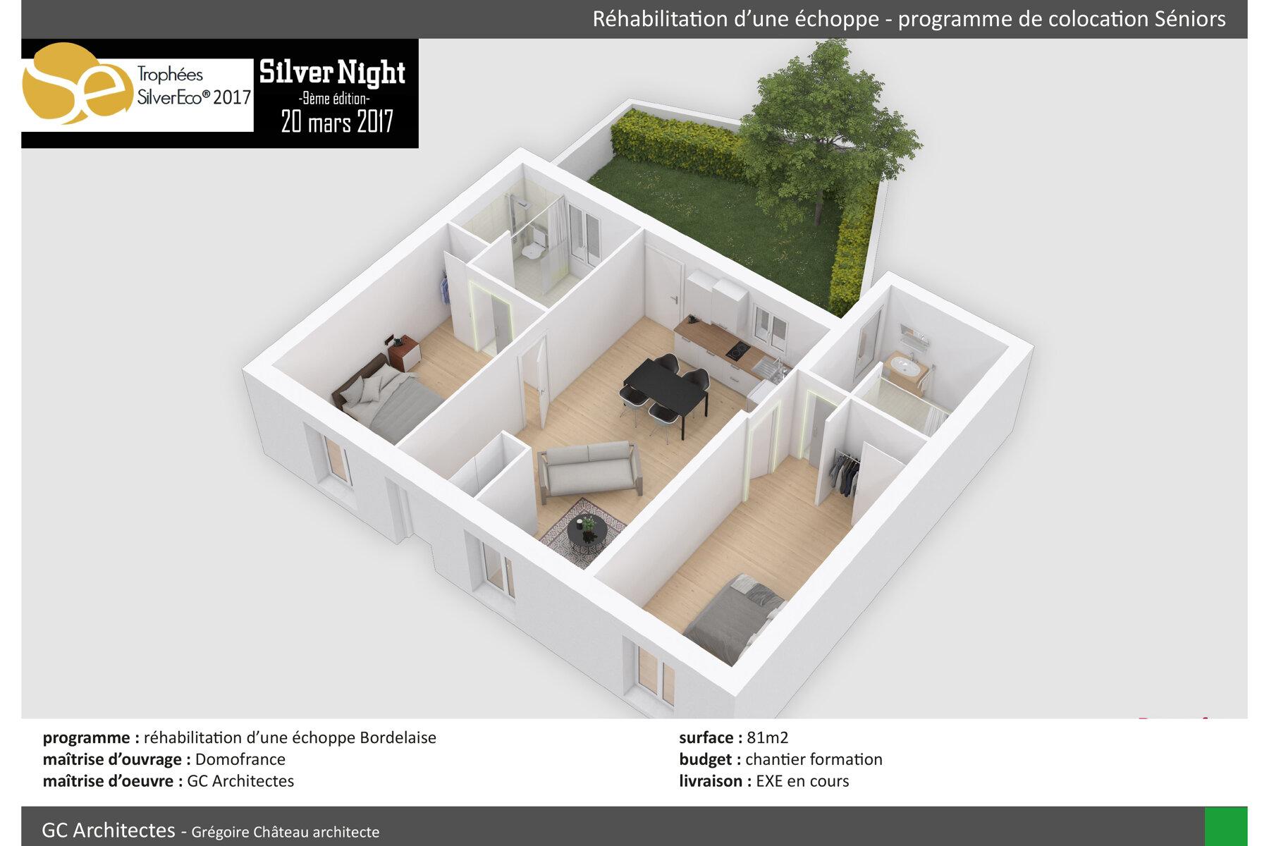 Photo Couverture de GC Architectes - Réalisations architecte Archidvisor
