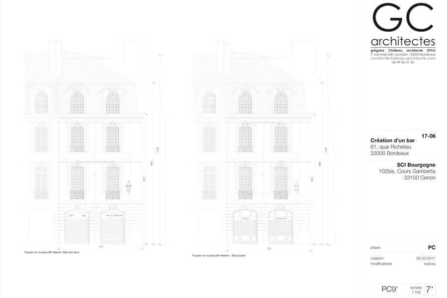 Projet Le Bourgogne réalisé par un architecte Archidvisor