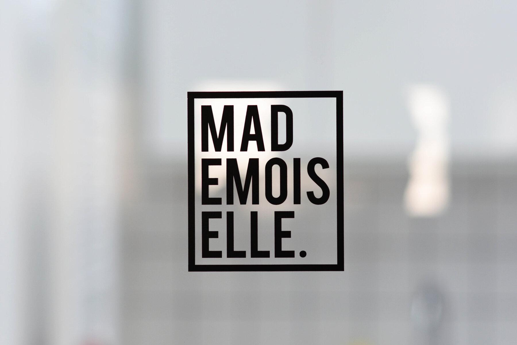 Mademoiselle.