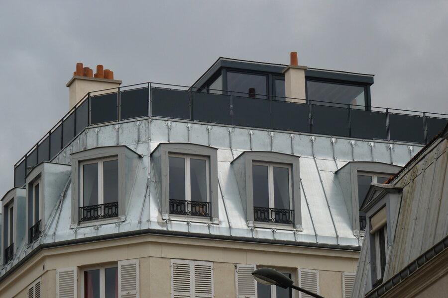 Surélévation d'un immeuble