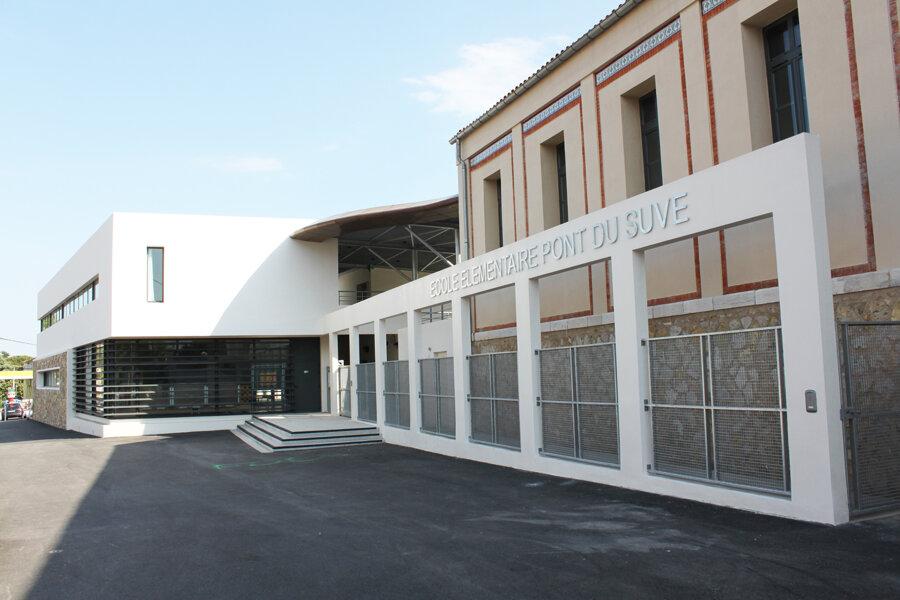 Ecole élémentaire Pont de Suve