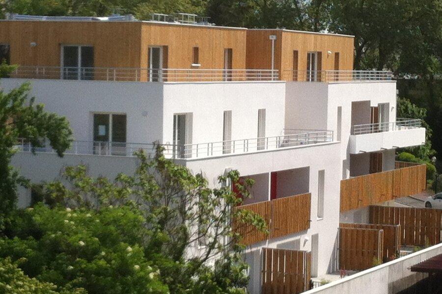 25 logements cœur d'Arlac