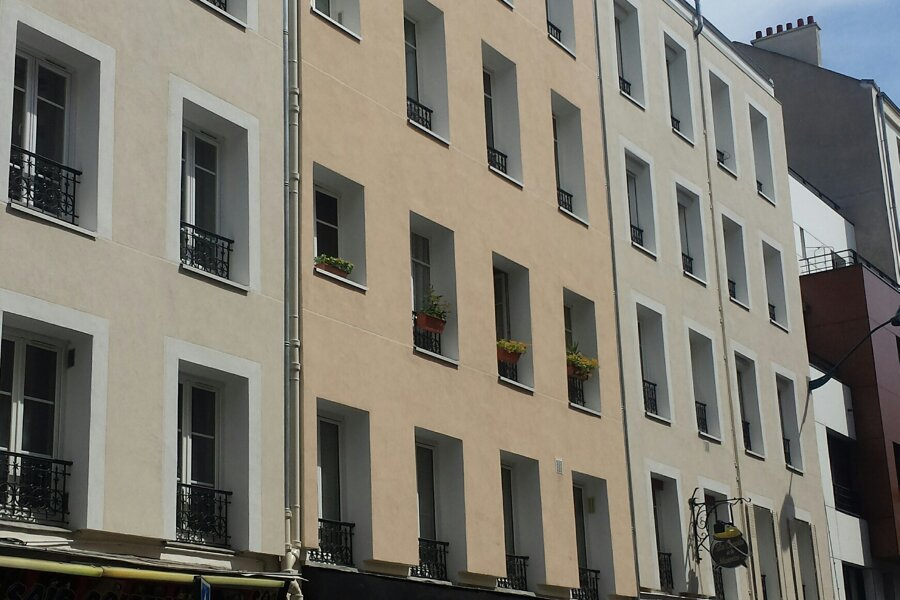 ᐅ Rénovation à Clichy ≡ CLICHY RUE PARIS par Catherine ...