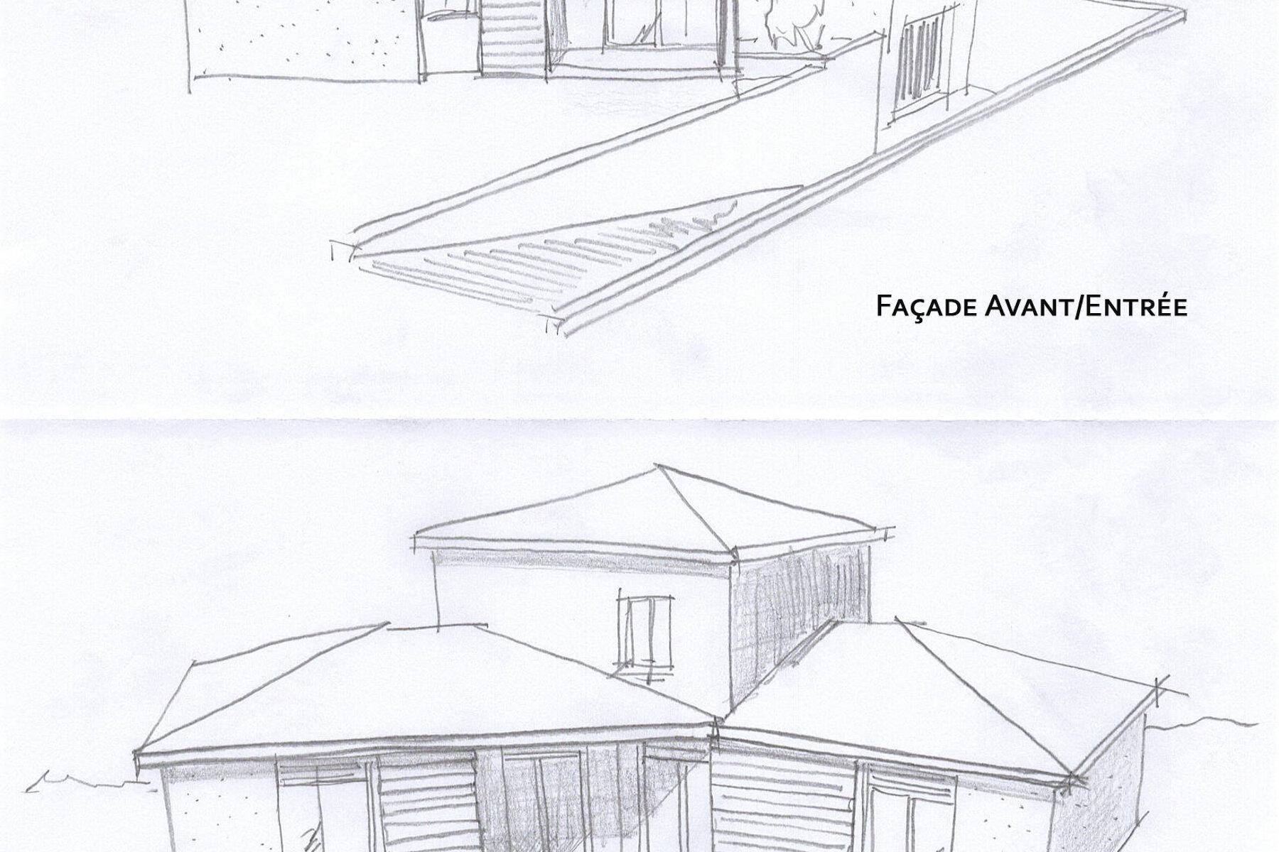 Couverture de C.M.  Architecte