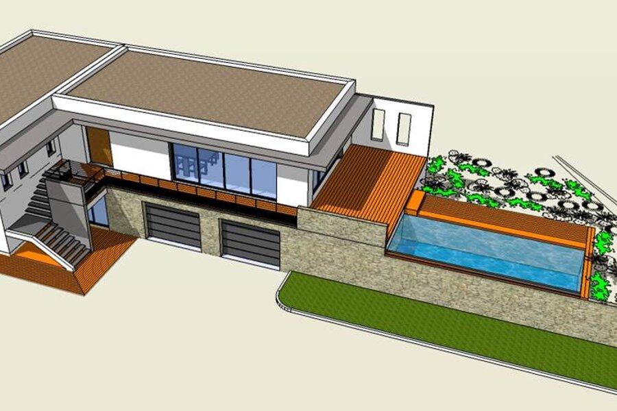 Projet VILLA réalisé par un architecte Archidvisor