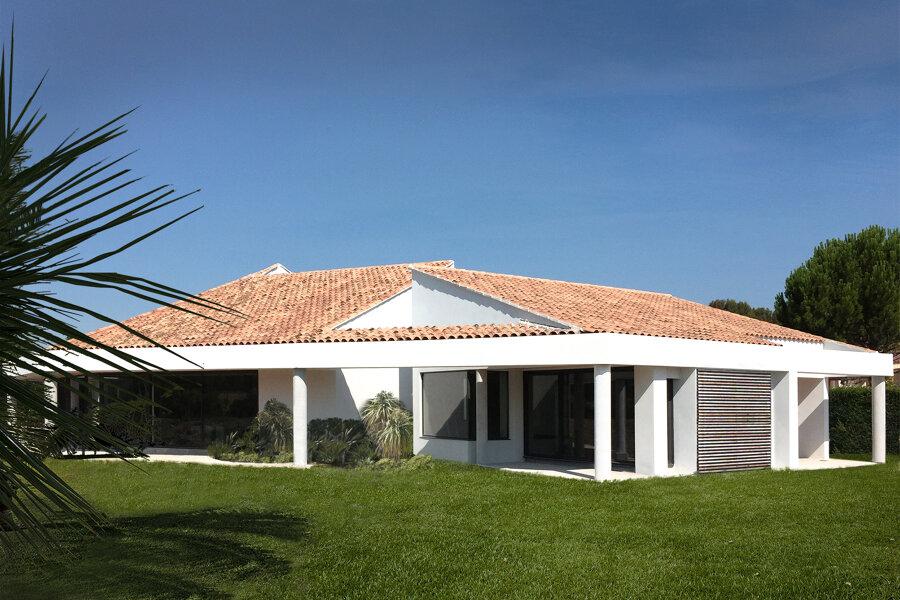 Projet Villa Iris réalisé par un architecte Archidvisor