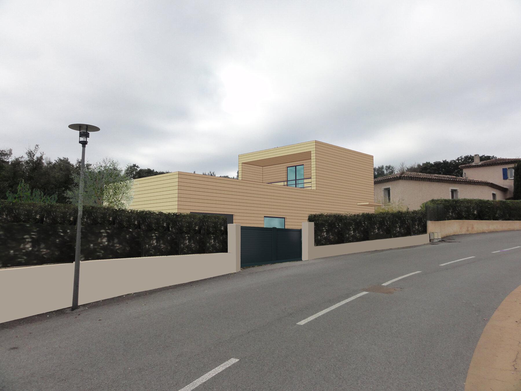 Maison individuelle à Roquebrune sur Argens