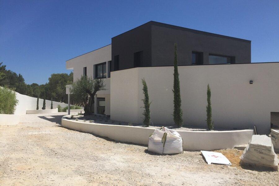 Projet Villa Gaya réalisé par un architecte Archidvisor